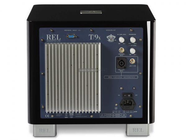REL T9x aktív mélyláda hátlap