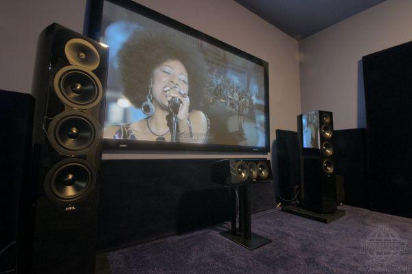 Revel Concerta2 házimozi hangfalszett