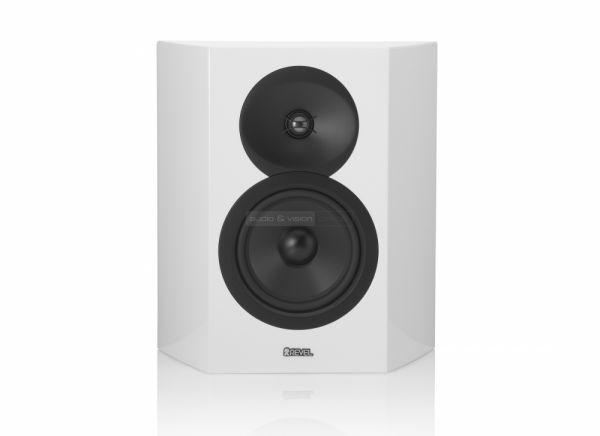 Revel Concerta2 S16 háttérsugárzó fehér színben