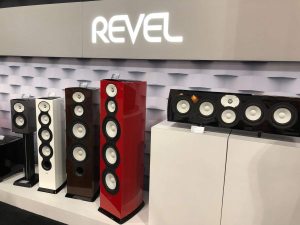 Revel Performa Be hangfalak CEDIA Expo 2019