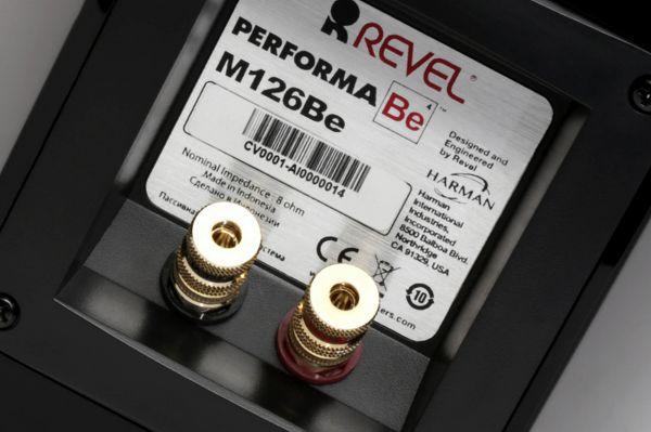 Revel Performa M126Be hangfal csatlakozó