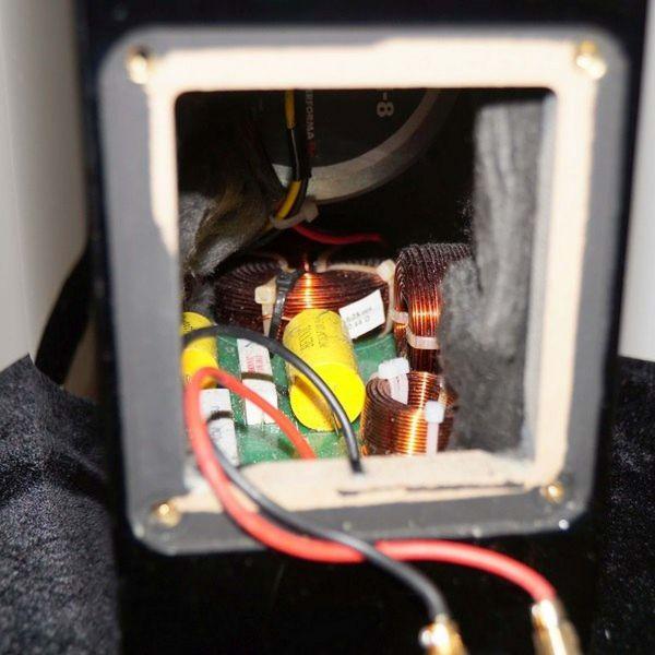 Revel Performa M126Be hangfal keresztváltó
