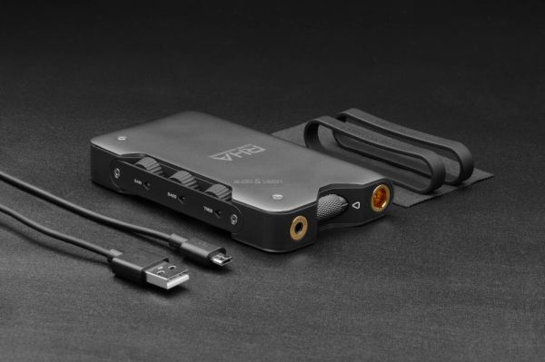 RHA Dacamp L1 USB DAC tartozékok