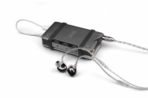 RHA Dacamp L1 USB DAC és RHA CL1 fülhallgató