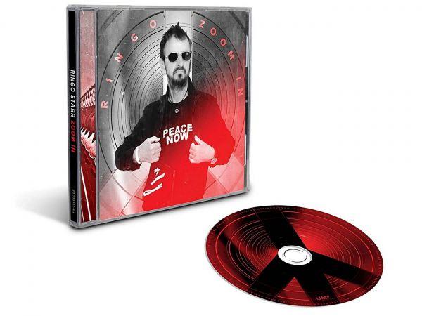 Ringo Starr Zoom In CD