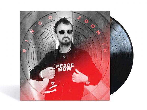 Ringo Starr Zoom In EP