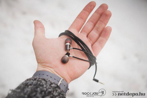 Rock Jaw Audio fülhallgató