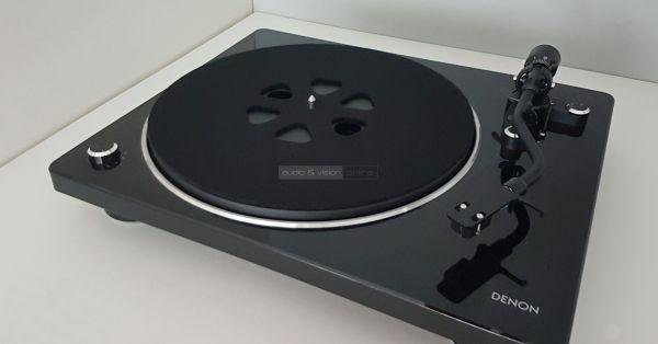 Denon DNP400 lemezjátszó Roksan R-MAT lemezalátét