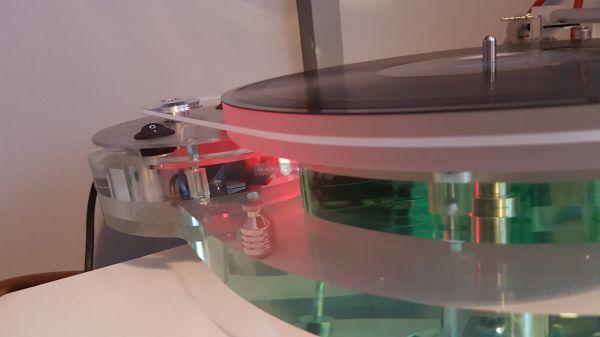 Roksan Radius 7 vinyl lemezjátszó