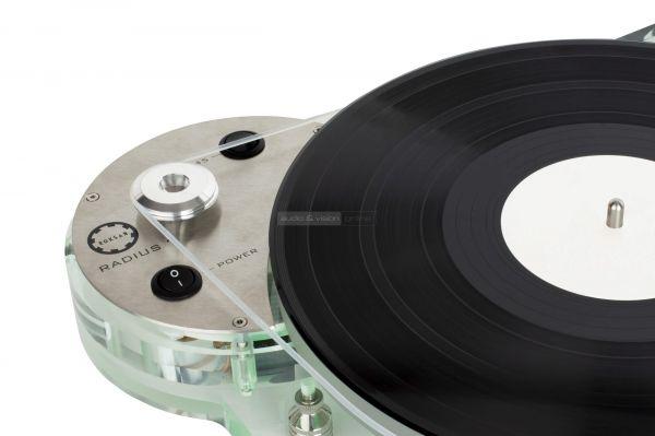 Roksan Radius 7 vinyl lemezjátszó motor