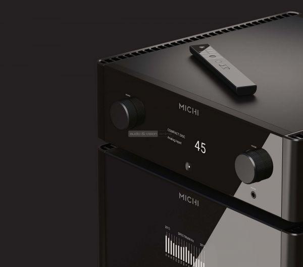 Rotel Michi P5 S5 high end sztereó előfok végerősítő