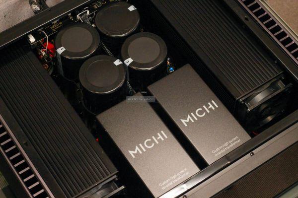 Rotel Michi S5 high end végerősítő