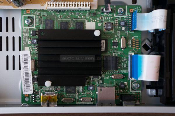 Samsung BD-H6500 Blu-ray lejátszó belső