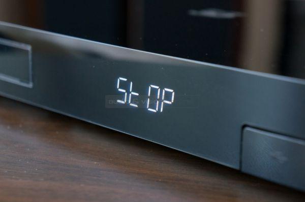 Samsung BD-H6500 Blu-ray lejátszó kijelző