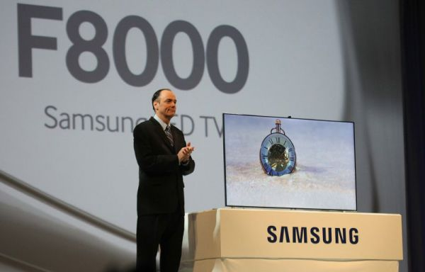 Samsung F8000 LED TV