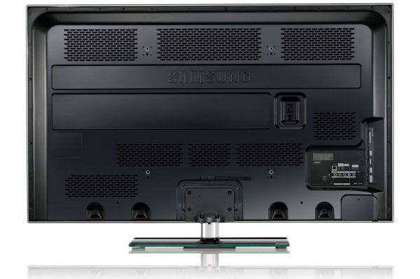 Samsung PS51E550 plazma TV hátlap