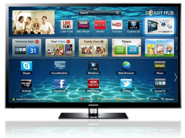 Samsung PS51E550 Smart TV