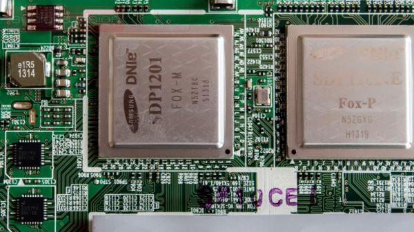 Samsung Evolution Kit chipset