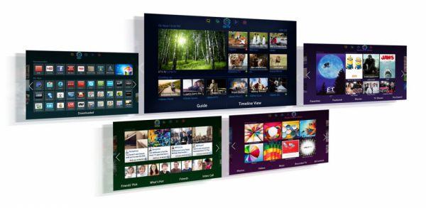 Samsung F7000 Smart App