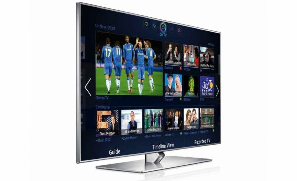 Samsung F7000 Smart 3D LED TV