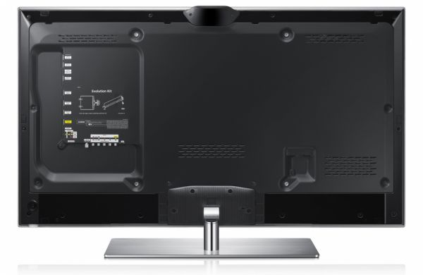 Samsung F7000 Smart 3D LED TV hátlap
