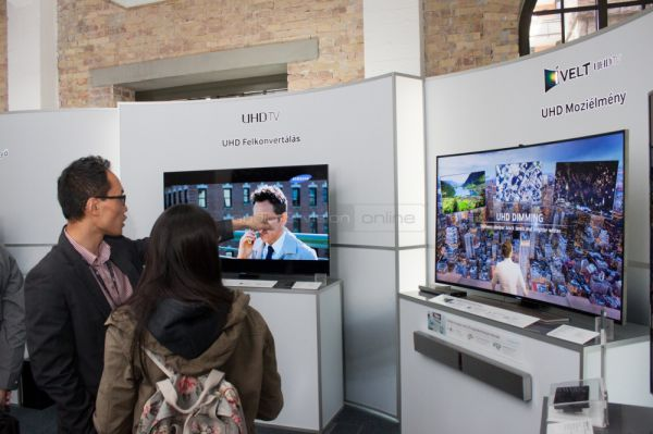 Samsung Forum 2014 UHD TV