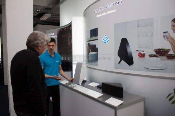 Samsung Forum 2014 vezetéknélküli hangrendszerek