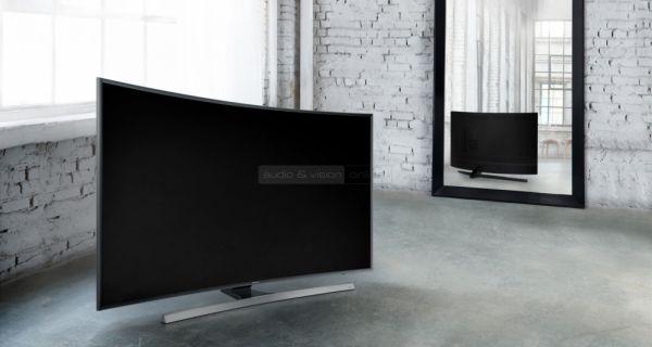 Samsung JS8500 SUHD 4K TV
