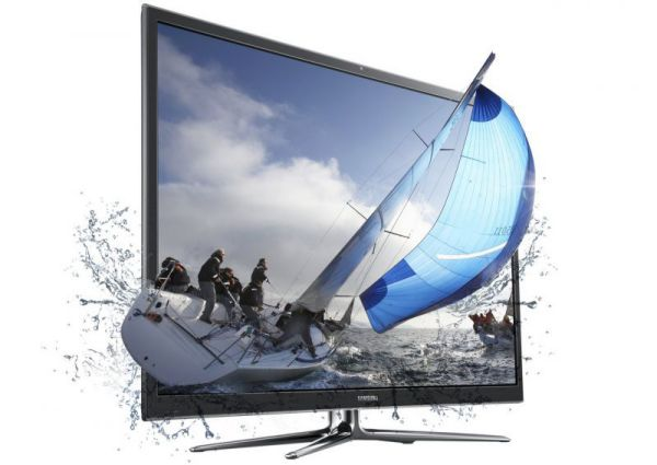 Samsung PS51E8000 3D plazma TV
