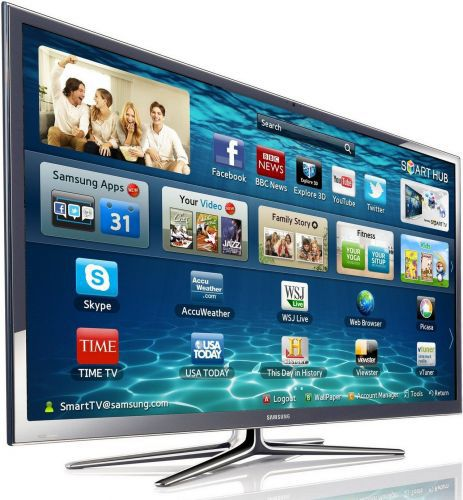 Samsung PS51E8000 3D plazma smart TV