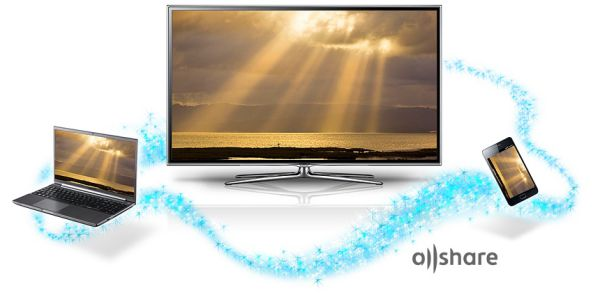 Samsung UE46ES6800 LED LCD TV AllShare