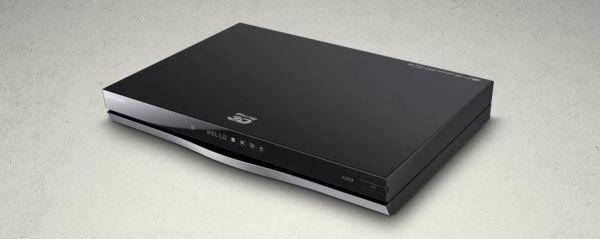 Samsung BD-E8900 3D Blu-ray lejátszó