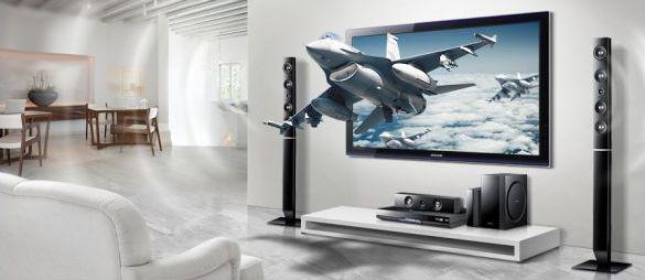 Samsung HT-D5530 3D Blu-ray házimozi rendszer