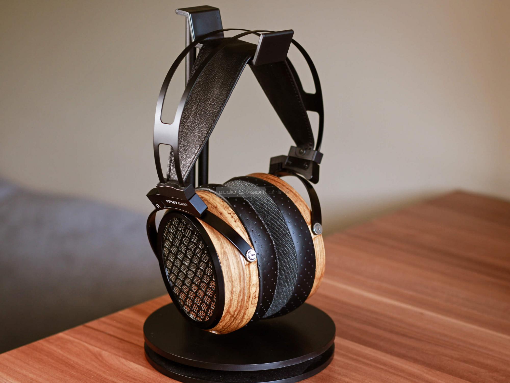 Sendy Audio Aiva hifi fejhallgató teszt