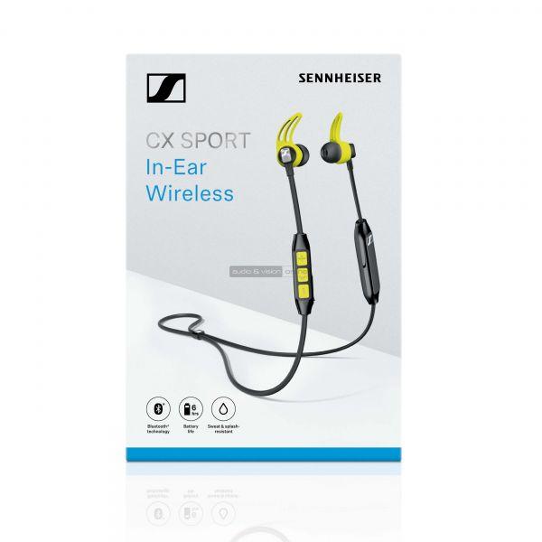 Sennheiser CX SPORT Bluetooth sportfülhallgató doboz