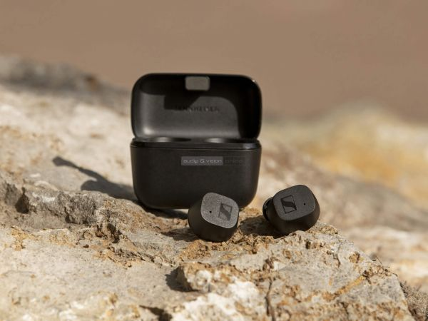 Sennheiser CX True Wireless TWS Bluetooth fülhallgató