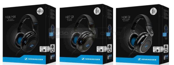 Sennheiser HD6 MIX fejhallgató 13f68a3ec9