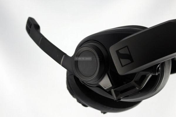 Sennheiser GSP 670 gamer fejhallgató mikrofon