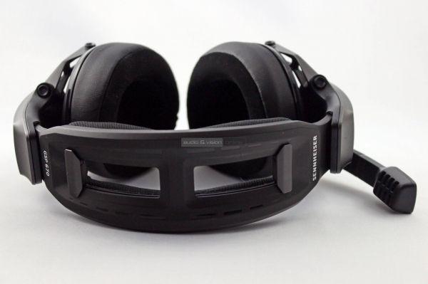 Sennheiser GSP 670 gamer fejhallgató fejpánt