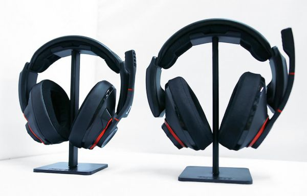 Sennheiser GSP 500 és GSP 600 gamer fejhallgatók