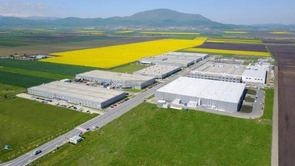 Sennheiser gyár Brassóban