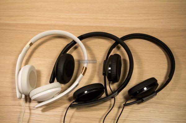 Sennheiser 2.10, 2.20s és 2.30i fejhallgatók