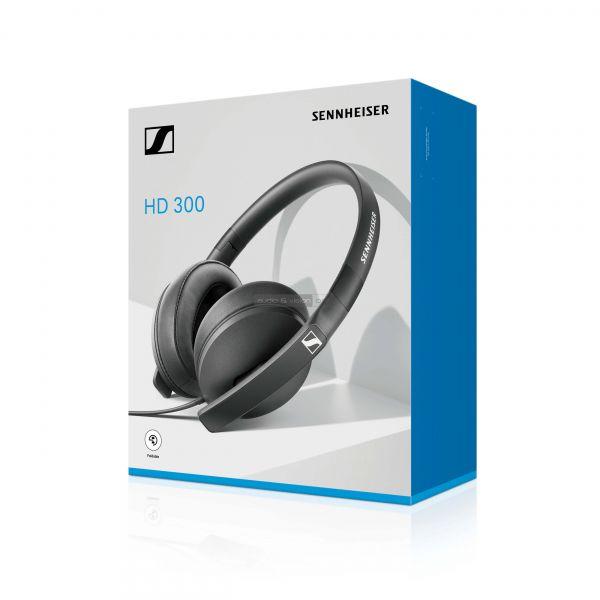 Sennhesiser HD 300 fejhallgató doboz