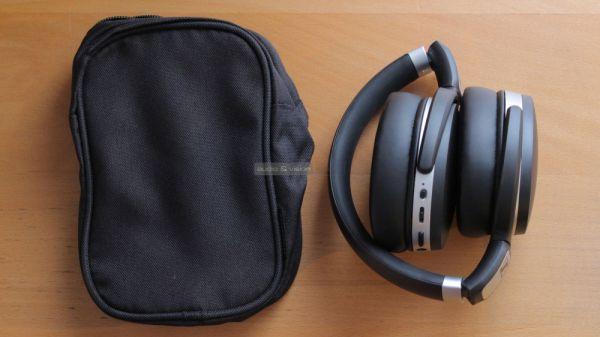 Sennheiser HD 4.50 BTNC aktív zajzáras Bluetooth fejhallgató