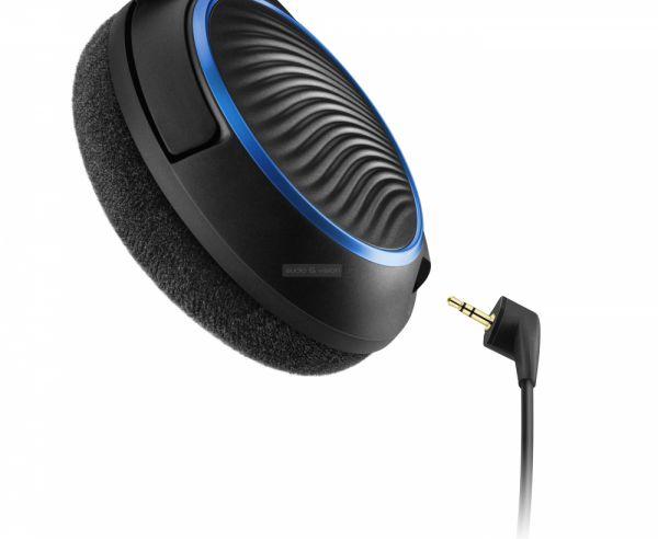 Sennheiser HD 451 fejhallgató moduláris kábel