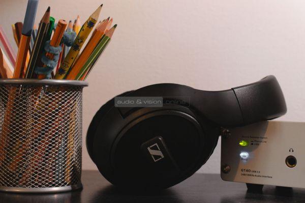Sennheiser HD 569 hifi fejhallgató