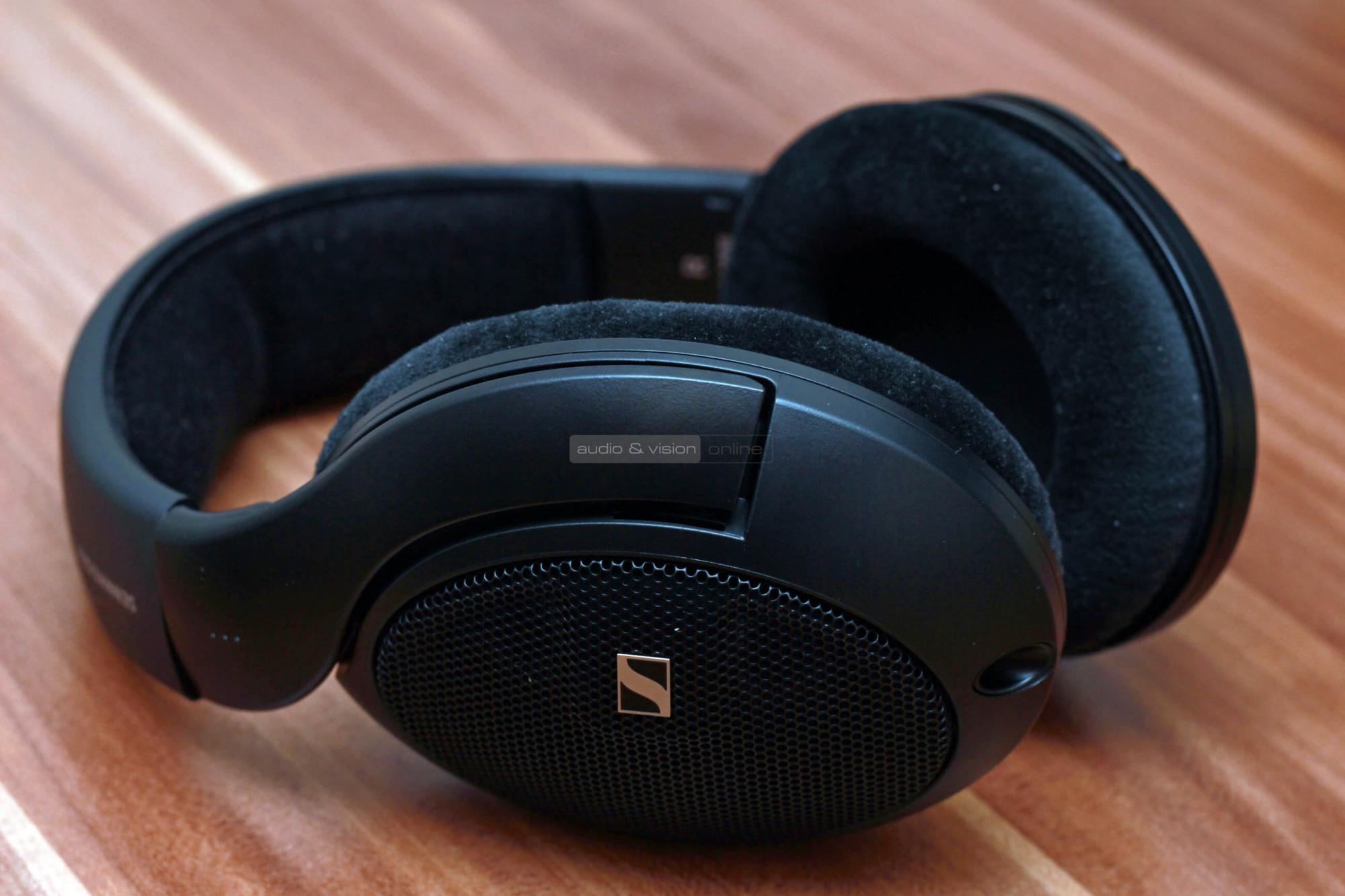 Sennheiser HD 560S fejhallgató teszt