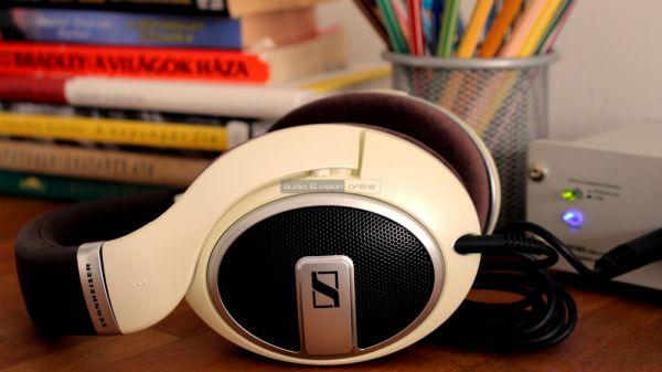 Sennheiser HD 599 hifi fejhallgató