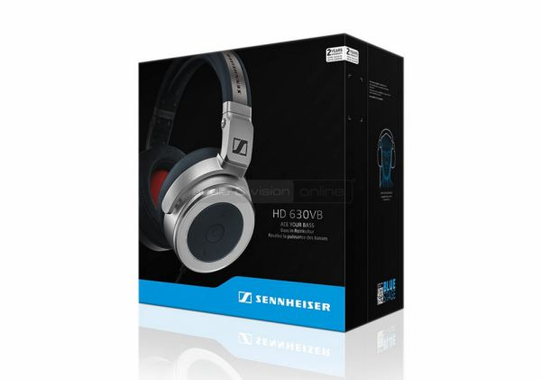 Sennheiser HD 630VB hifi fejhallgató doboz