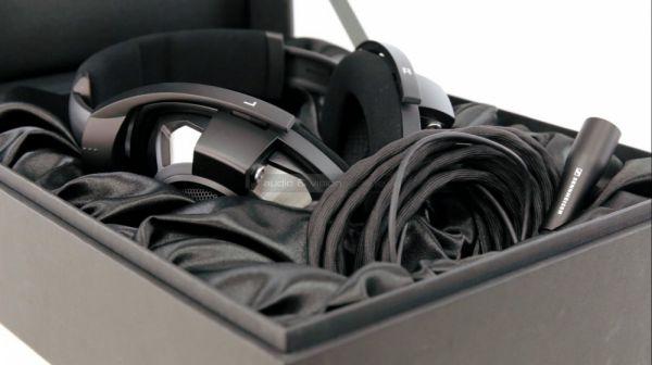 Sennheiser HD 800 S high end fejhallgató doboz